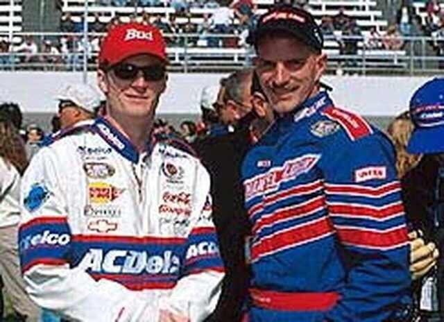 Dale Earnhardt Jr. & Kerry Earnhardt