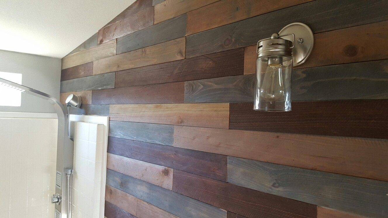 Redwood Bender Board Wall We Installed Recently Pallet Electrical Rough In Wiring Of Earthship Tire Walls Pictures To Pin On