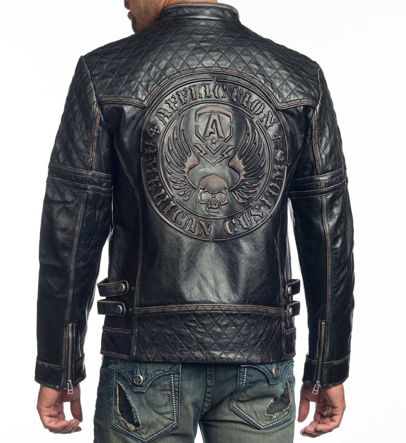 Best leather motorcycle jackets for men