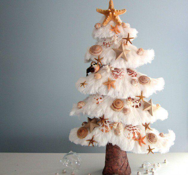 diy white christmas decorations