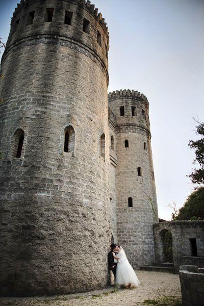 Castle Otttis At St Augustine FL Central Florida Wedding Venues