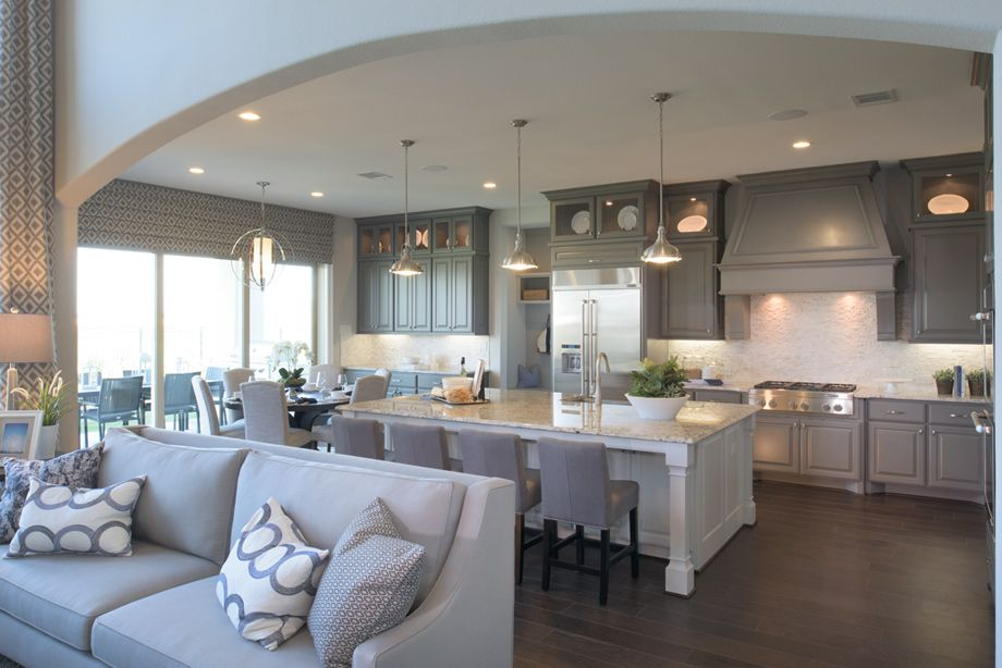 Kitchen Remodeling Katy Tx Model Toll Brothers  Venticello Kitchen  Cane Island  Katy Tx .