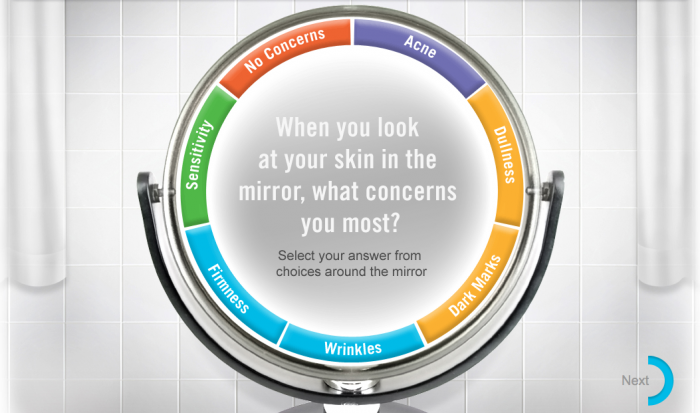 Use the solutions tool on my website to find out your Regimen !