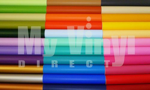 Affordable cricut silhouette craft vinyl sheets real for Vinyl sheets for crafts