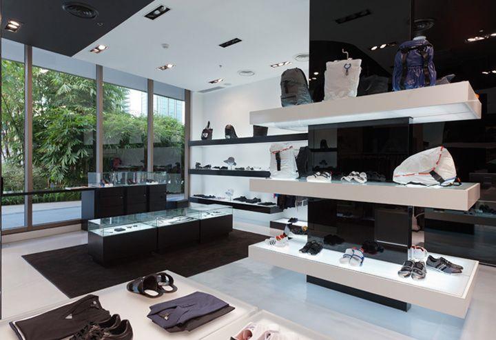 Y 3 store Manila Philippines 03