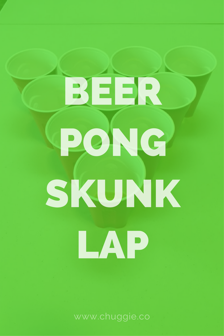 Seems Naked lap beer pong can, too