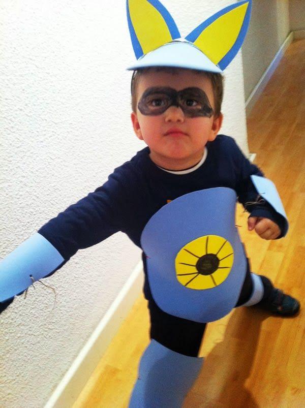 DIY Metal Sonic costume. Disfraz casero Metal Sonic…