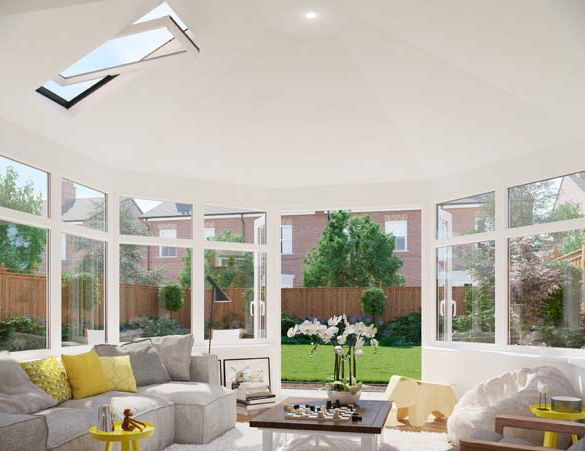 Perspective Roofs Ltd The Perspective Solid Roof System Roofing Systems Conservatory Roof