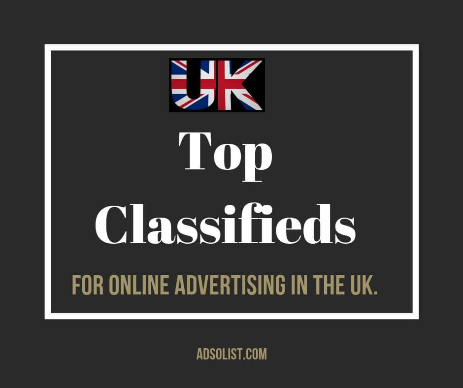Free Online Advertising Sites In Uk For Small Businesses Post Ads Over Top 50 Clifieds List Business