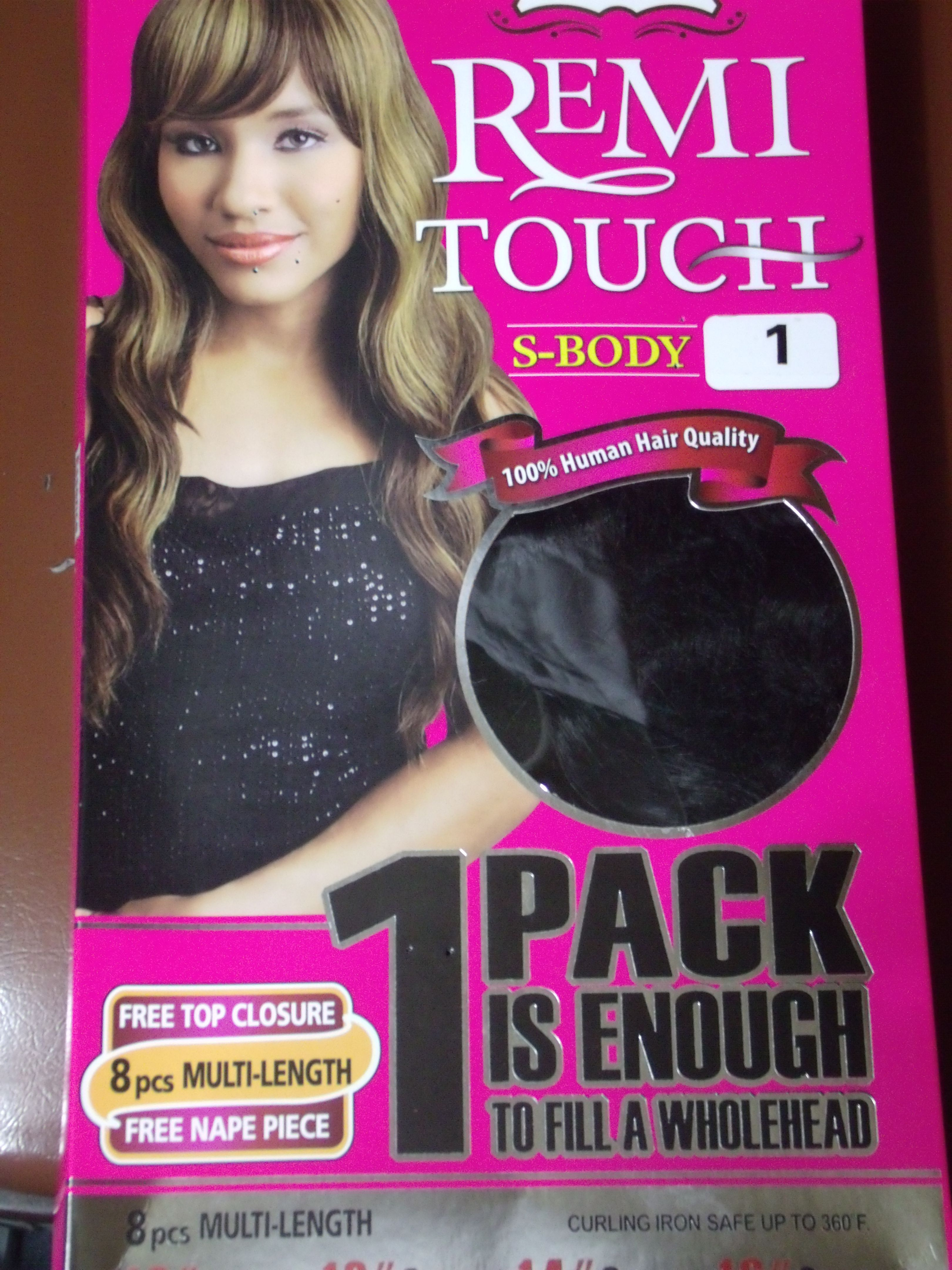 All In One Pack Of Hair Weave Perfect For Wig Making Weave
