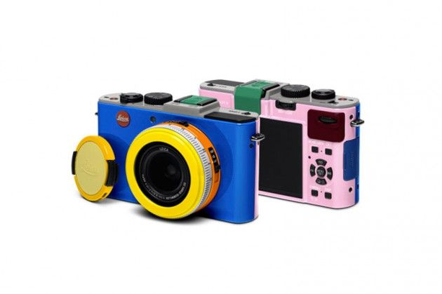 Colorware Customizable Service for Leica D-LUX 6