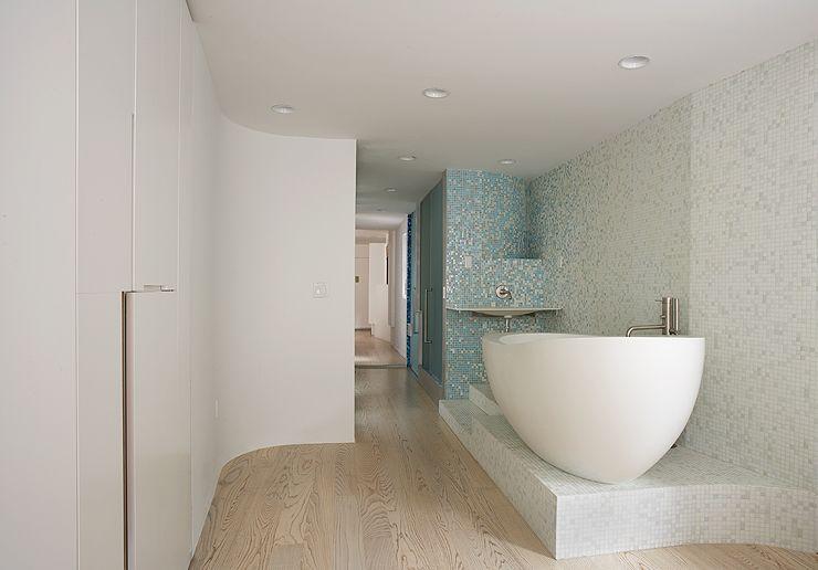 Gradient For Bathroom Floor : Mosaic tile gradient finishes mosaics