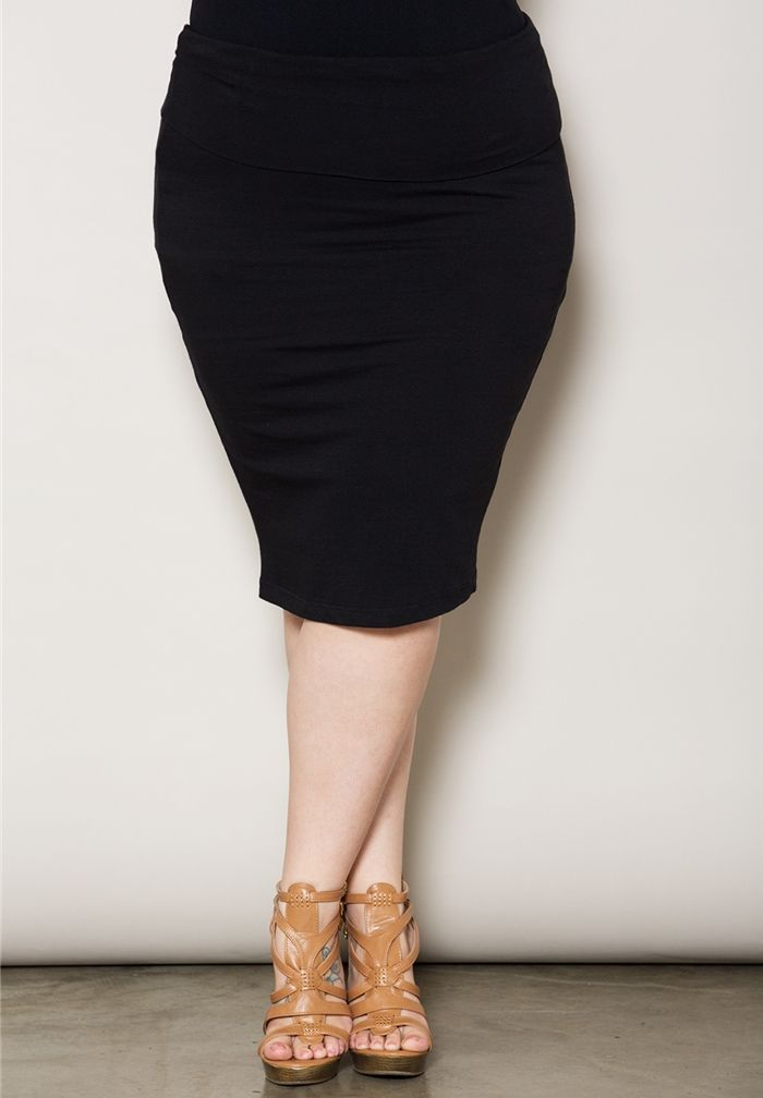 6adf0b95741 Fawn Midi Skirt  29.90 by SWAK Designs  swakdesigns  PlusSize  curvy