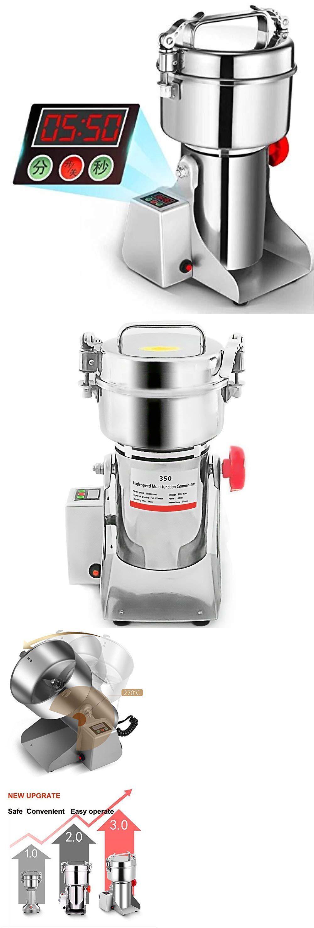 Coffee grinders 32882 electric herb grain grinder
