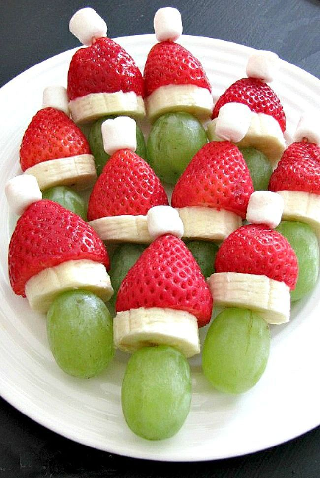 Photo of Healthy Christmas Snacks – Clean and Scentsible