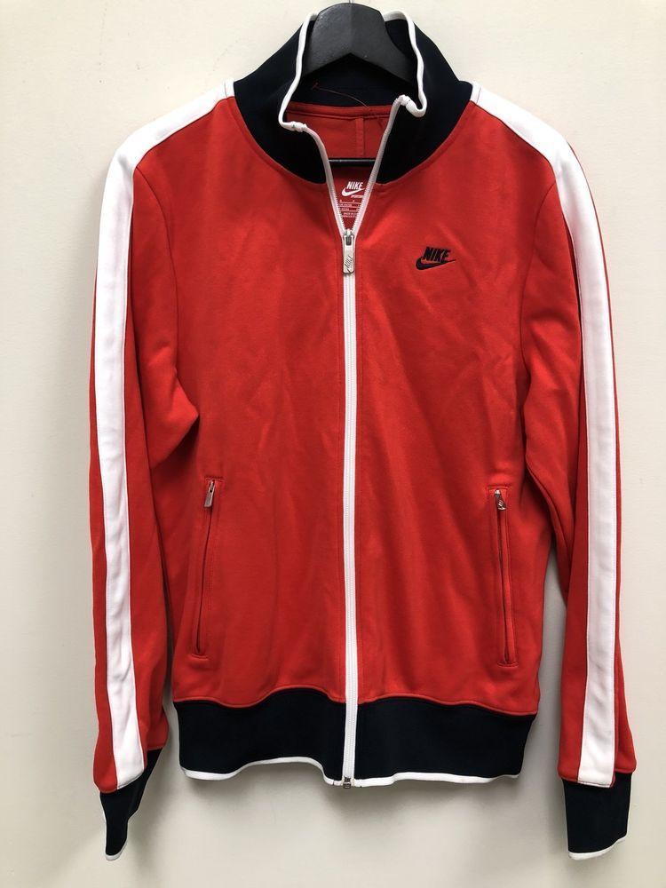 68ad4fabadc7 Nike Sportswear Fleece Jacket Mens S