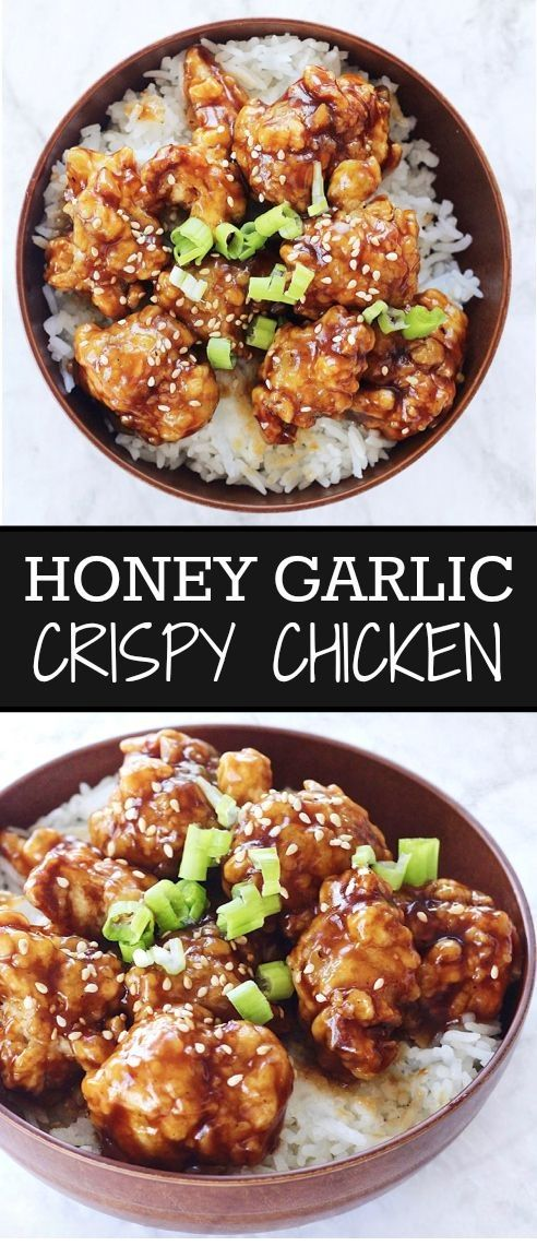 Photo of This Chinese | Honey Garlic Crispy Chicken is Tasty and Yumm!!! Just CLICK THE L…