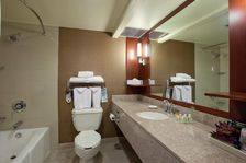 Holiday Inn Torrance Our Bathrooms Blow Dryer Bath And Body