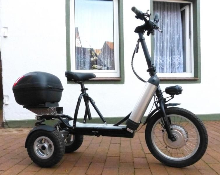 E Bikebord Elektro Scooter Lyric Ranger K735 Motor Elektro Scooter Dreirad Elektro