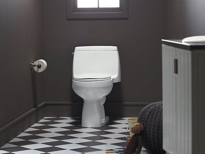 Kohler Santa Rosa Bathroom Remodel In 2019 Toilet For Small Bathroom Kohler Toilet Toilet