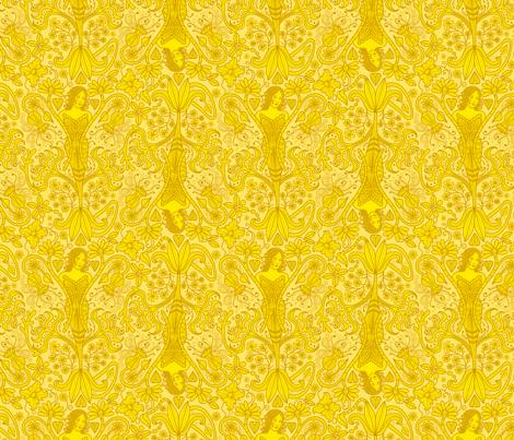 Yellow Wallpaper Desktop wallpaper design, Bedroom wall