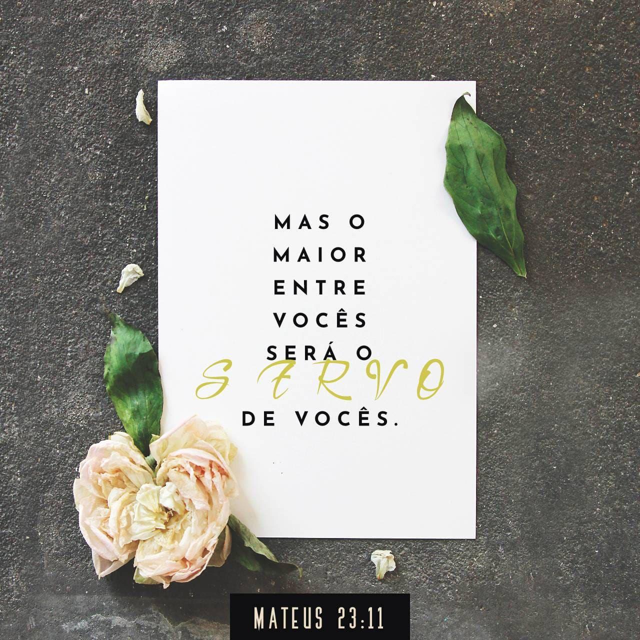 Mateus 23 11 Entre Voces O Mais Importante E Aquele Que Serve Os