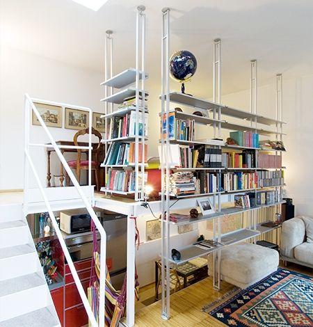 Kriptonite Interior Design K2 Sistema k2 Libreria Casa
