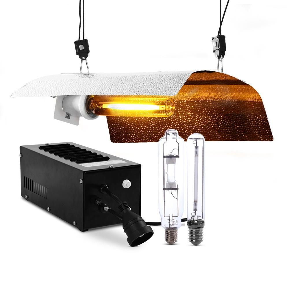Photo of Greenfingers 250W HPS MH Grow Light Kit Magnetic Ballast Reflector Hydroponic Grow System