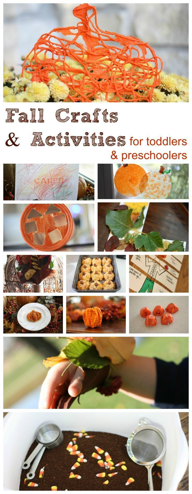 44+ Fall crafts for toddlers age 3 information
