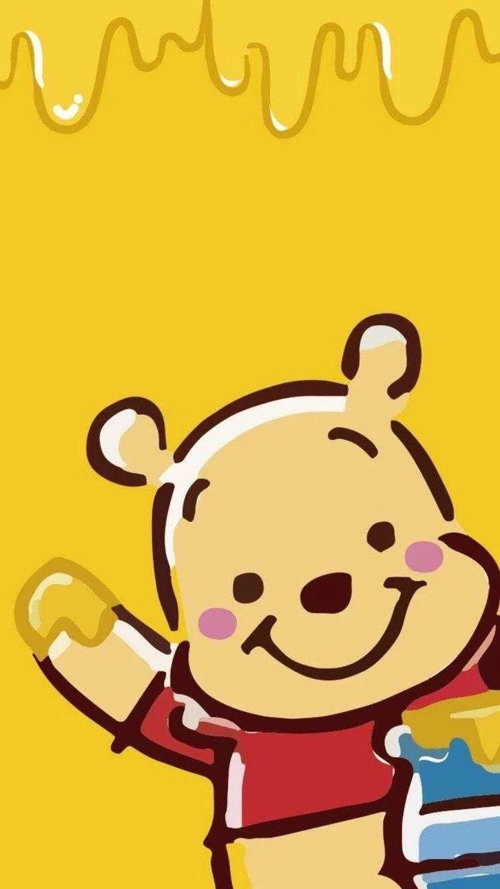 Winnie The Pooh Avec Images Winnie L Ourson Papier Peint Disney Fond D Ecran Telephone