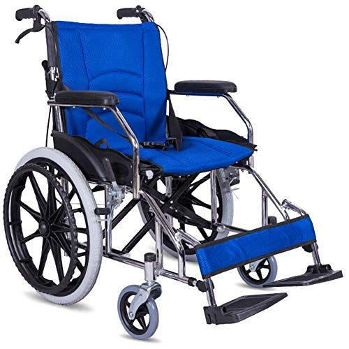 Amazing Wheelchair Folding Lightweight With Full Length Arms And Machost Co Dining Chair Design Ideas Machostcouk