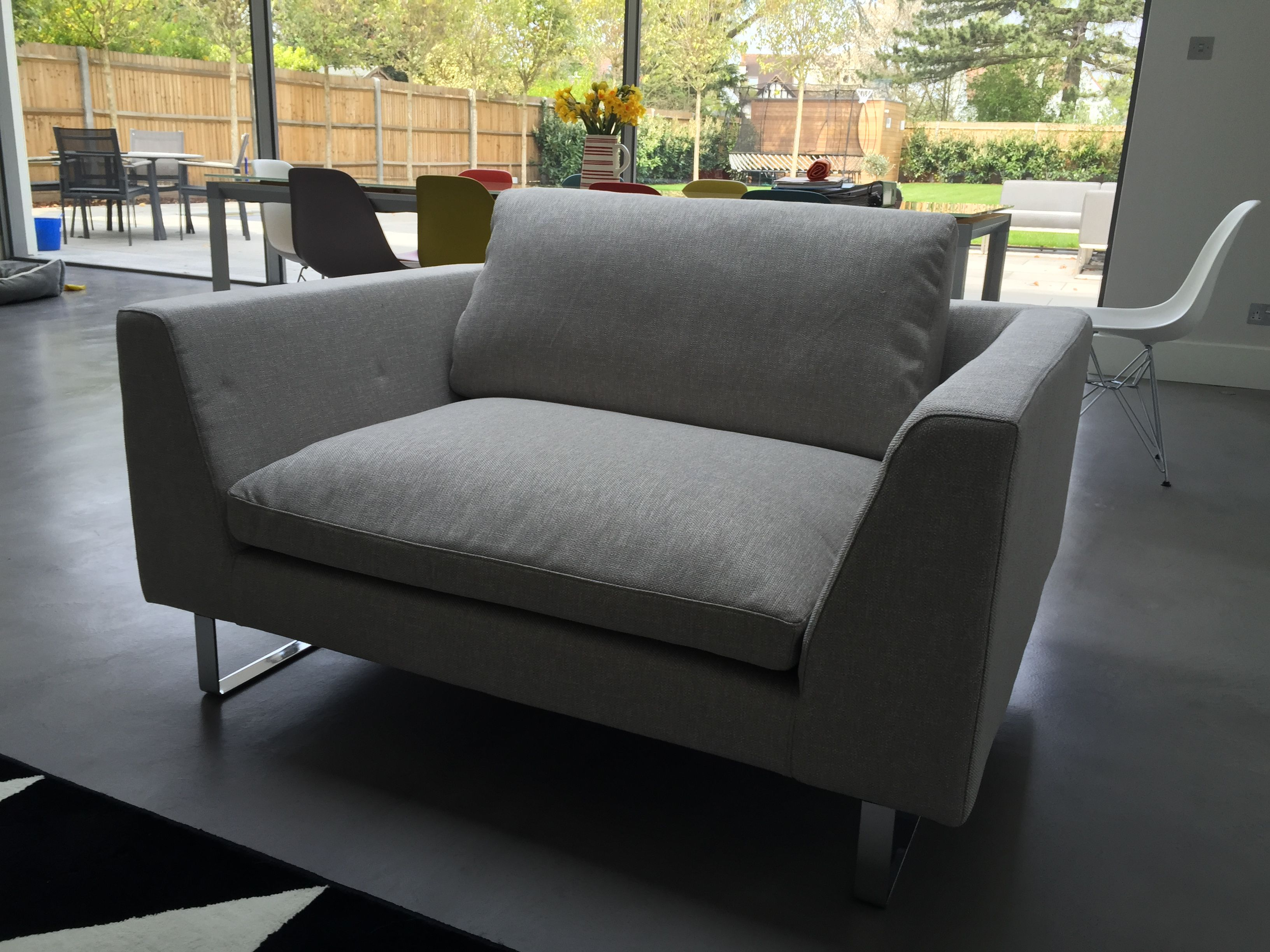 Wide Armchair Using A 90 Cm Seat Base U003d 130 Cm X 102 Cm