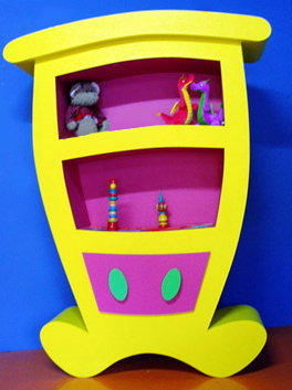 Seuss Were Your Decorator: Cartoon Furniture (Updated For