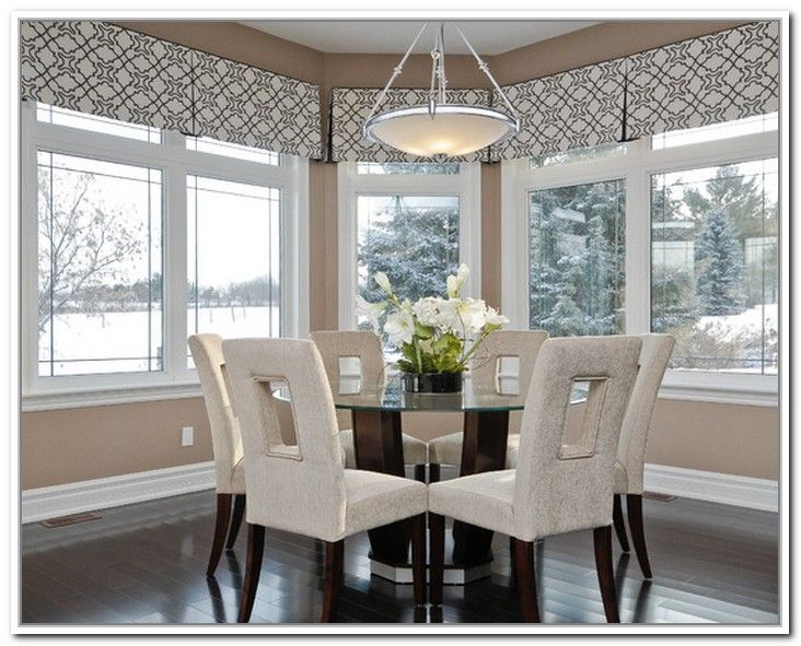19 Terrific Contemporary Kitchen Valances Inspirational Dining