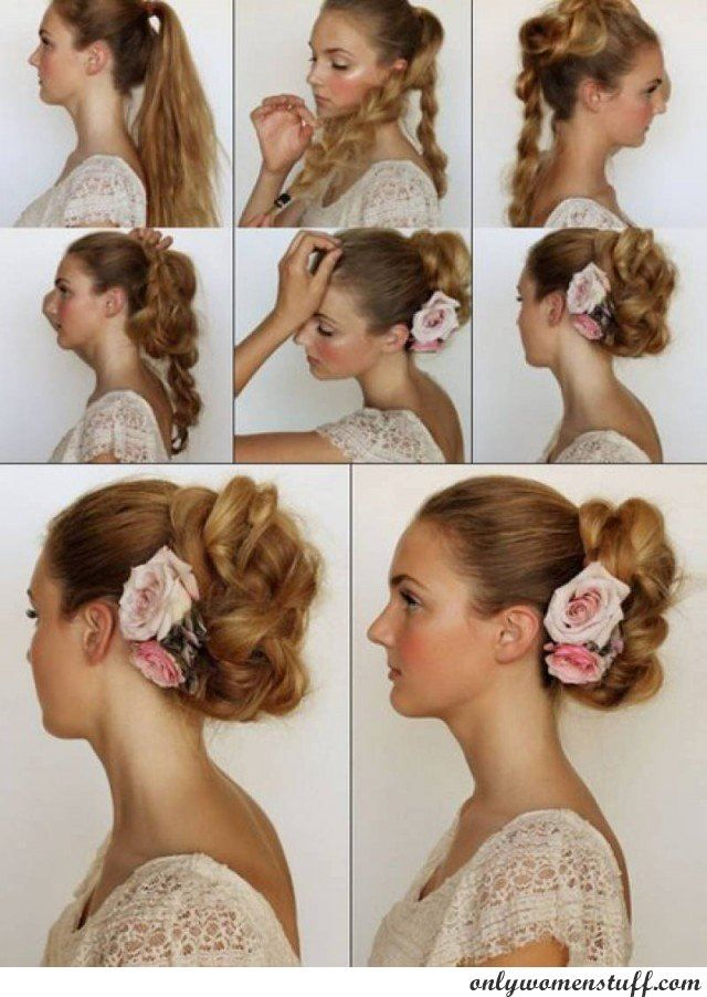 15 Easy Prom Hairstyles Updos That Ll Steal The Show Simple Prom Hair Easy Hairstyles Medium Hair Styles