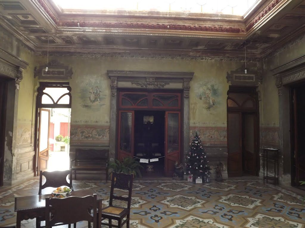 Casas Antiguas Interior - Buscar Con Google