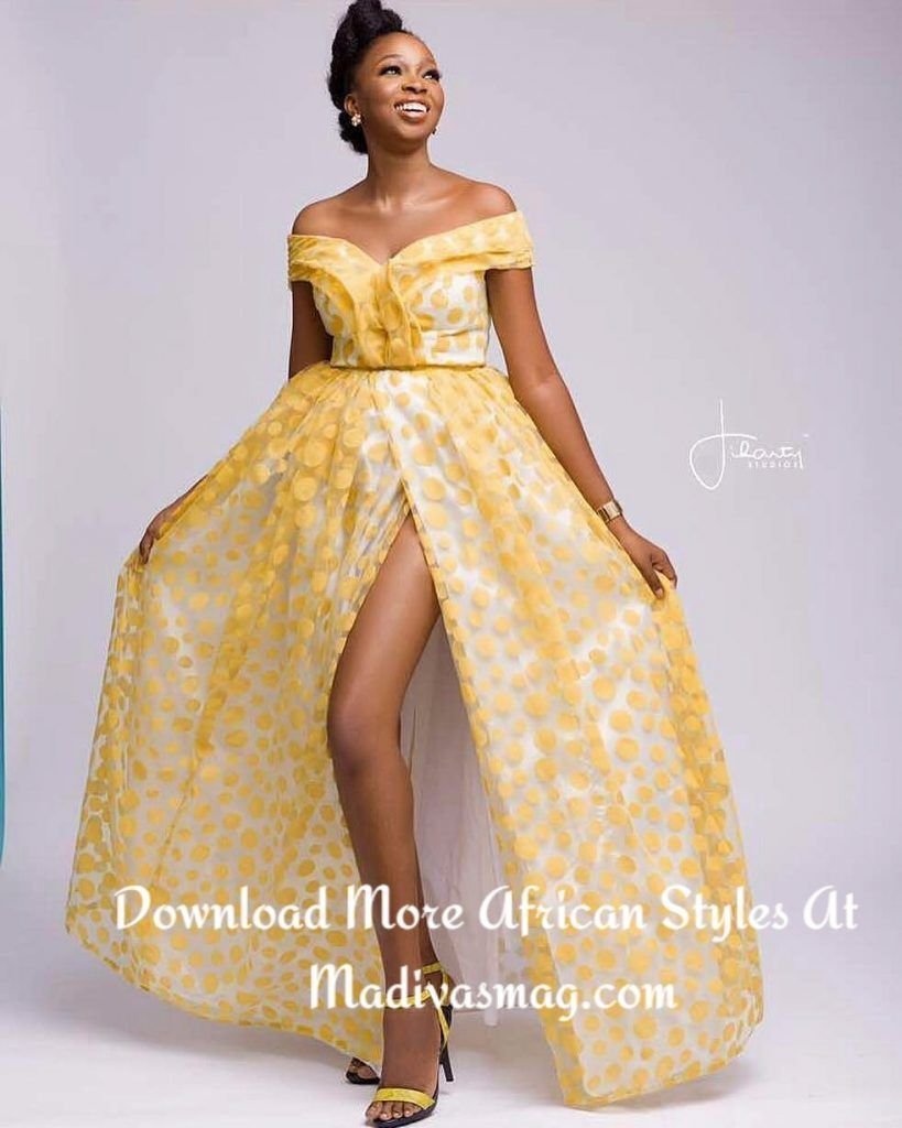 Yellow dress wedding guest  Womens Outerwear  CLOSETTERCOM  fall outfits  Pinterest