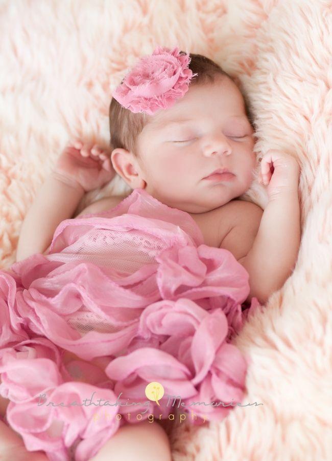 Newborn photography newborn girl photo ideas