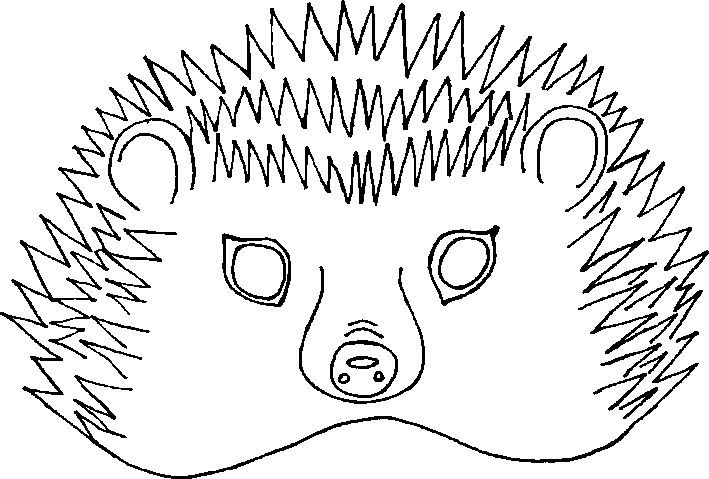 North American Porcupine Coloring Page Coloring Pages Free