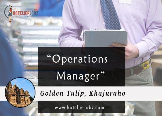 Pin by hotelierjobz on Hotelierjobz com | Operations management, Job