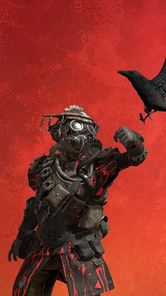 Apex Legends Video Game Bloodhound 38402160 Wallpaper