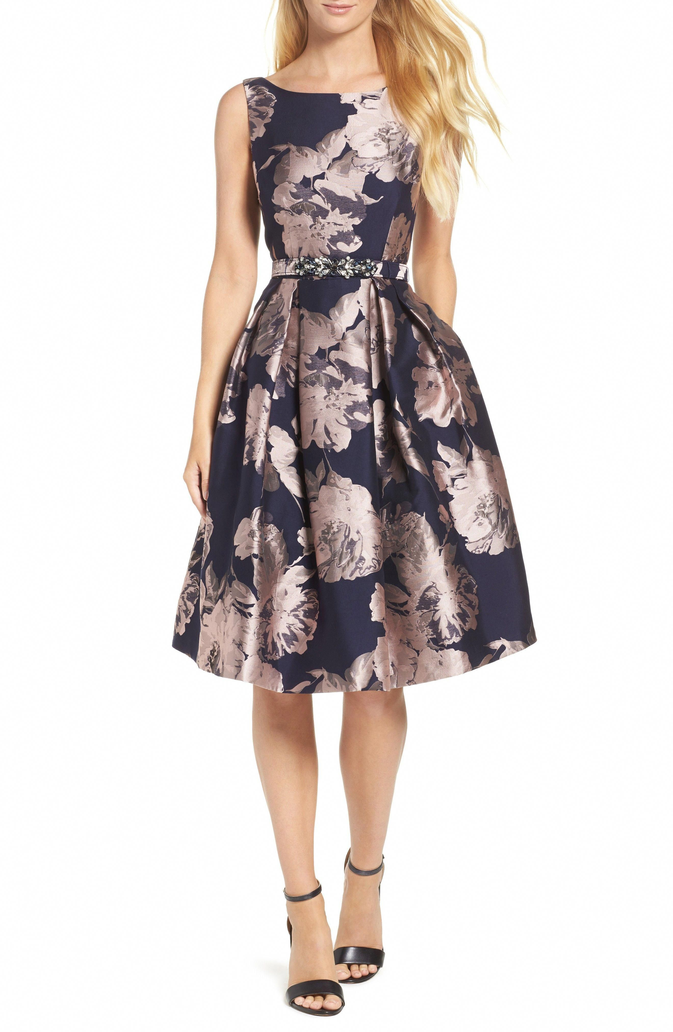 Fall Wedding Guest Dresses Casual cocktail dress