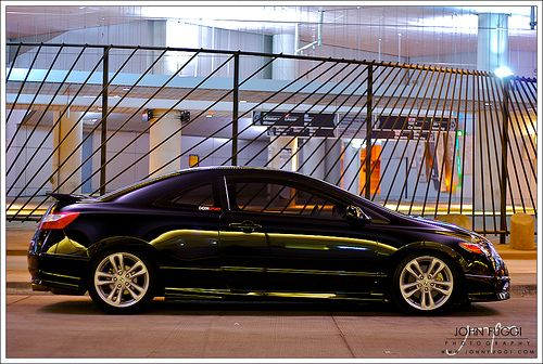 Complex S Comptech Supercharged 2006 Honda Civic Si