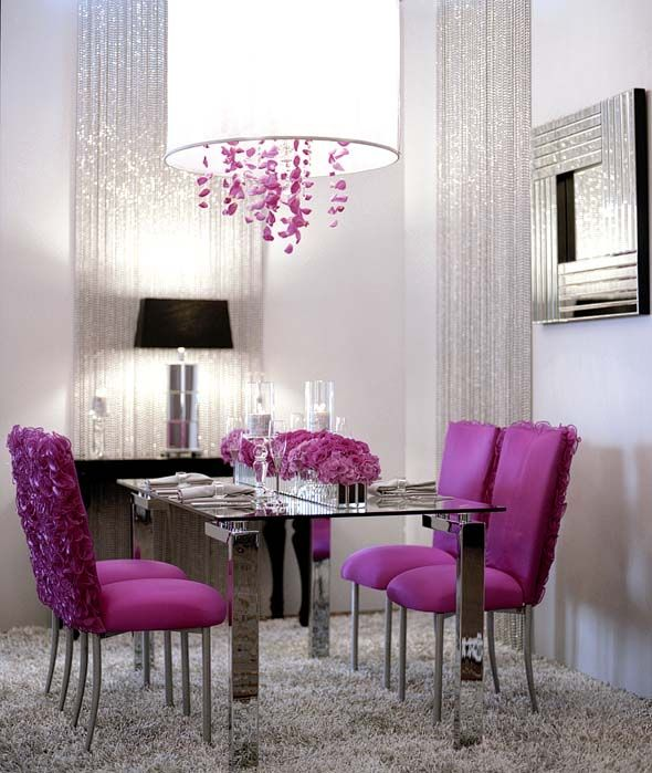 Lifestyle Violet Purple Decoration Interieur