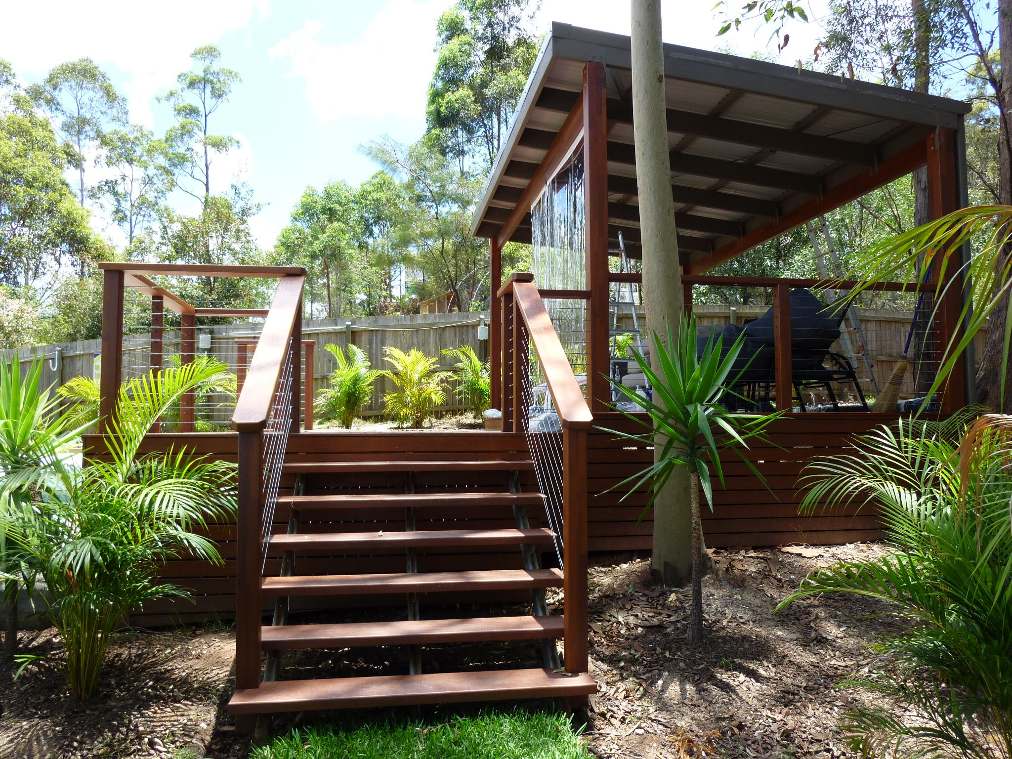 Best Outdoor Decking Timber Decks Brisbane Timber Handrail Www 400 x 300