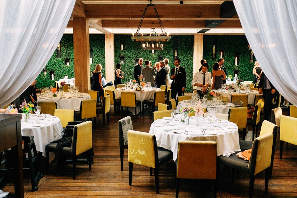 Restaurant Beatrice Montreal Wedding