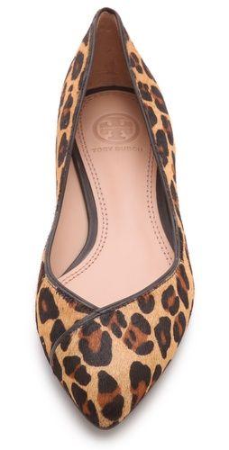 516a8e0eb7e6 Tory Burch leopard coconut ballerinas on shopstyle.com | Shoes | Pinterest  | Ballerinas zapatos, Zapatos transparentes and Estilo de zapatos