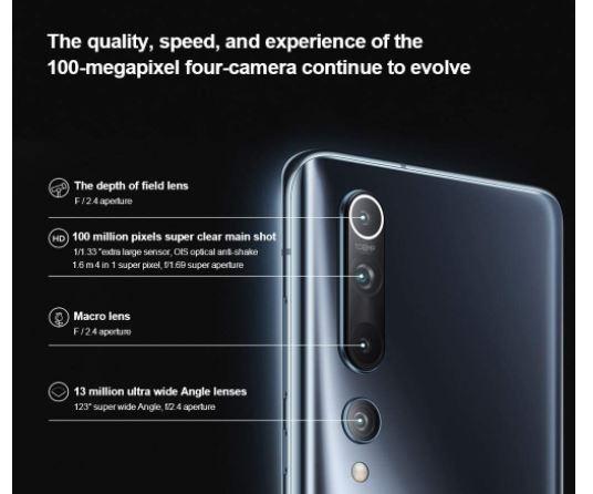 Diferencias Entre Xiaomi Mi 10 Mi 10 Pro Y Mi 10 Lite Periodista Digital Smartphone Celular Apple Samsung Mot Samsung Galaxy Phone Smartphone Xiaomi