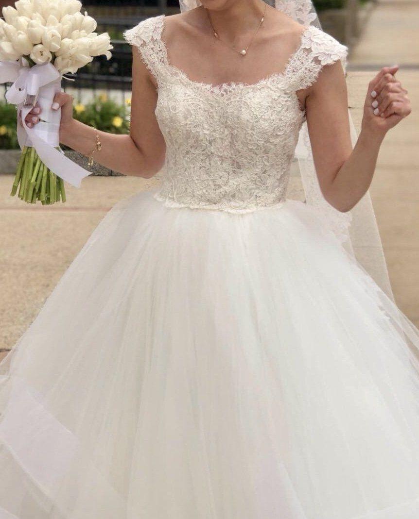 Lazaro uPrincessu  products  Pinterest  Wedding dresses