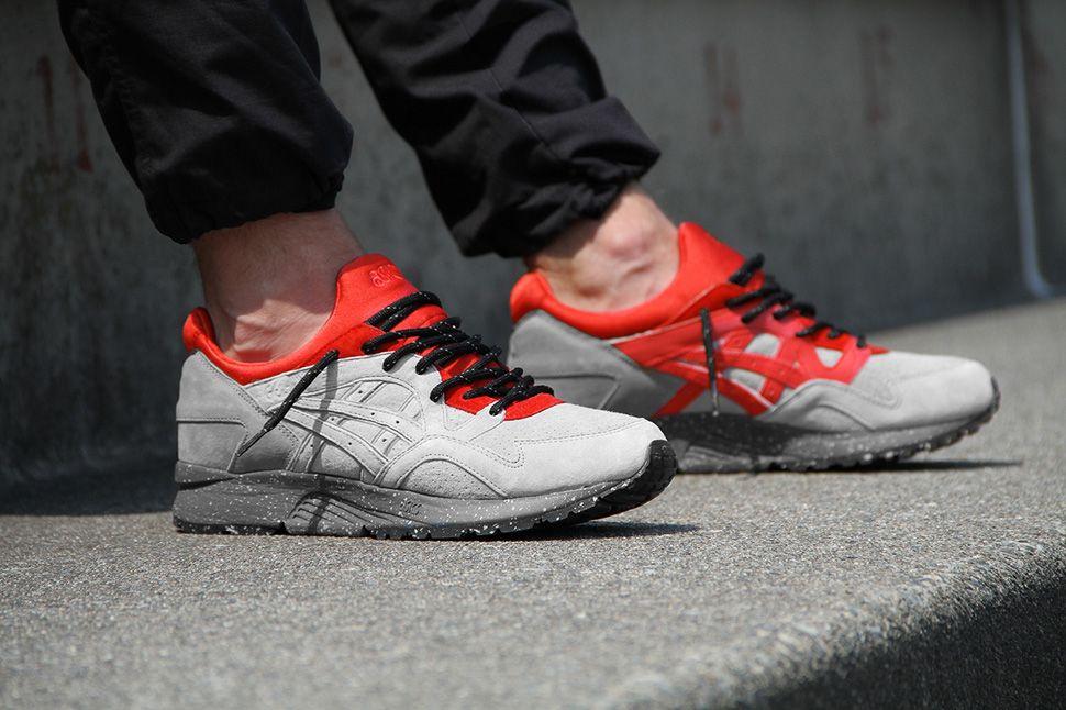 "Concepts x Asics Gel Lyte V ""The Phoenix"" | Asics, Asics shoes and Sport  wear"